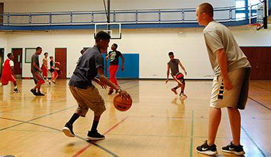 Spotlight on Basketball Camps