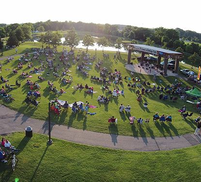 Hertiage Park Thursday Night Live Concert